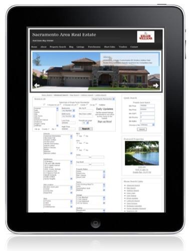 IDXbroker for iPad