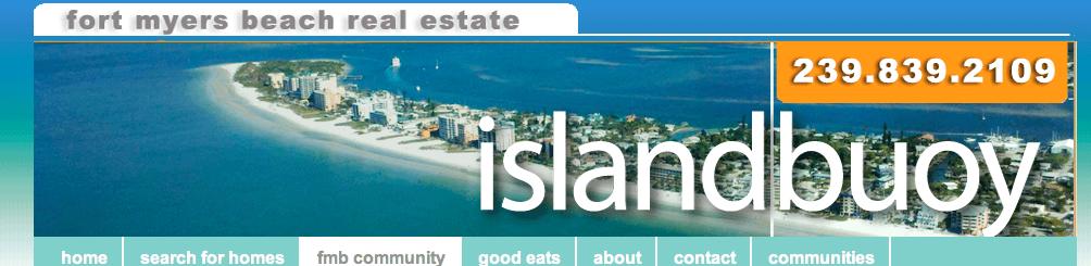 AgentPress IDX Broker Platinum IslandBuoy header