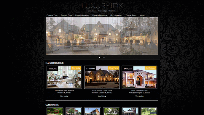 Luxury IDX