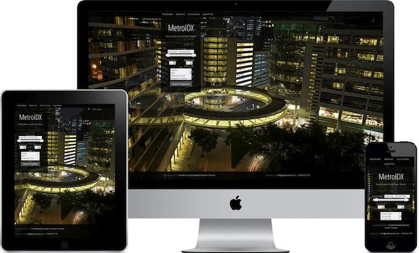 Metro IDX Broker best Plugin wordpress theme