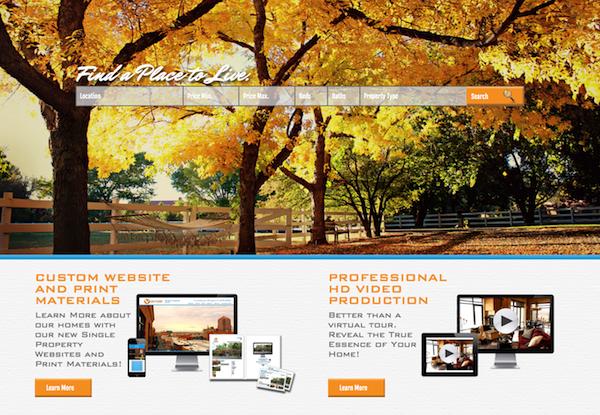 Luxury WordPress Real Estate Themes AgentPress IDX Broker Platinum