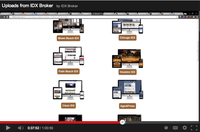 IDX Broker Webinar Real Estate Websites for WordPress