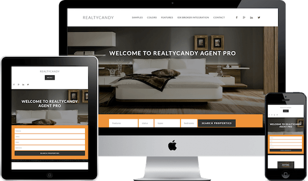 Winning Agent Pro real estate theme