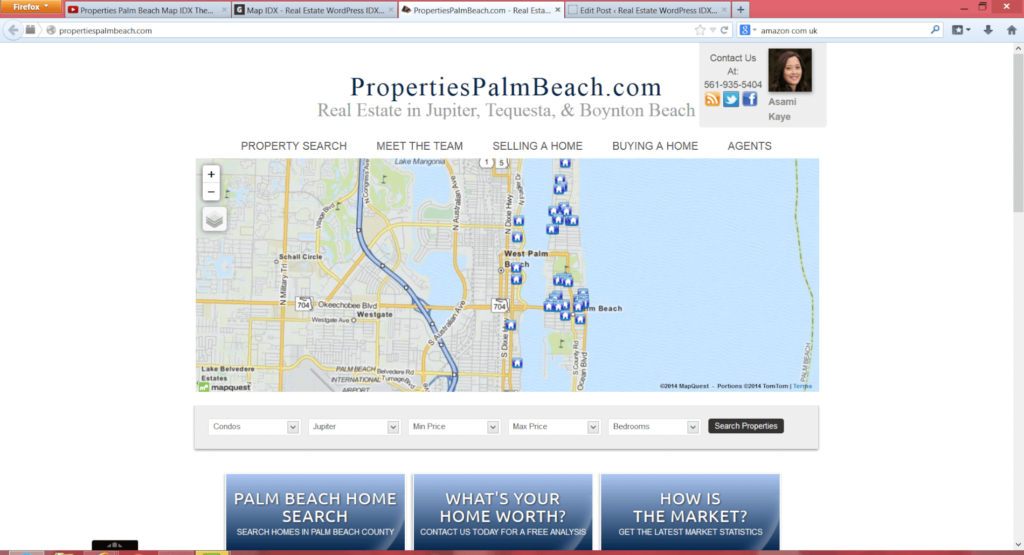 Map your way to the perfect home.