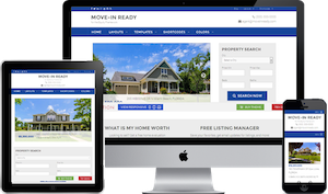 Move-in ready WordPress real estate IDX
