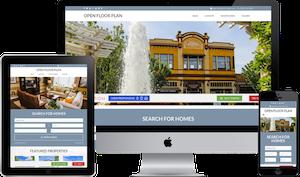Open Floor Plan IDX real estate theme