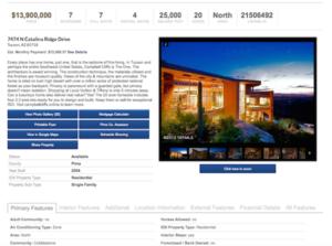 IDX Broker custom design for details pages