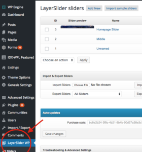 How to change LayerSlider WP slides1