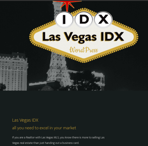 LAs Vegas IDX GLVAR MLS
