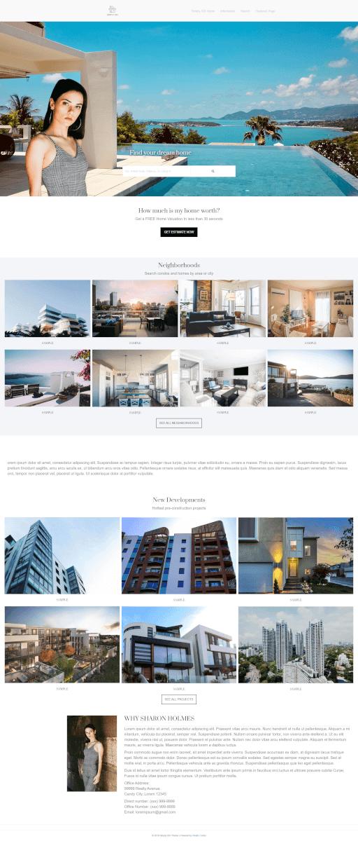 Miami Home Page