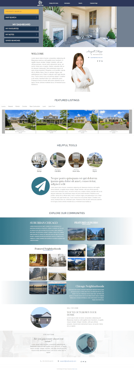 Uptown Home Page
