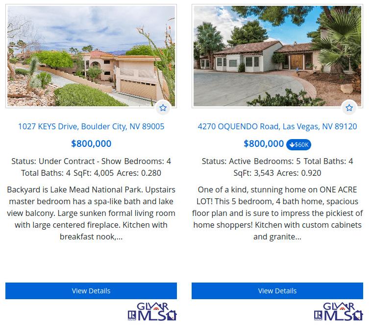 SanDiegoResults properties