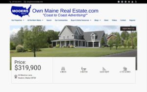 Own Maine Real Estate
