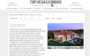Top Vegas Condos