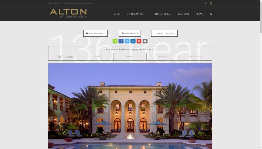Honolulu Details - Alton Palm Beach Gardens Homes