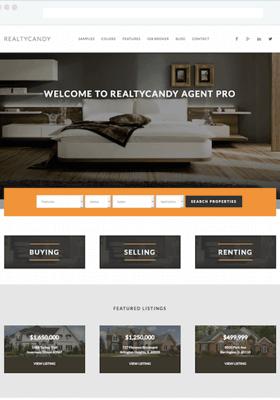 Realty Plus Website Screenshot
